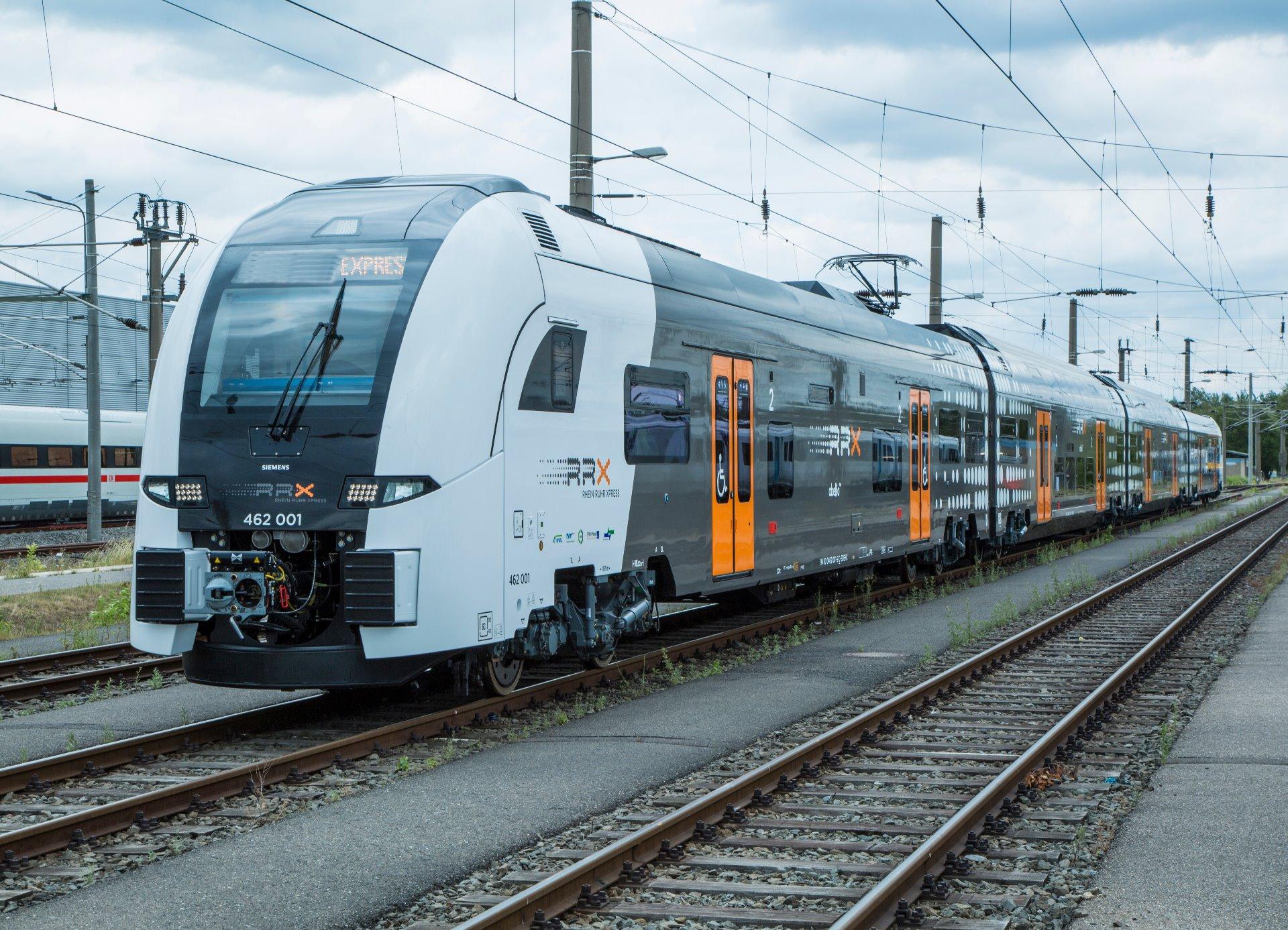 Zum Bahnfahrplanwechsel Am 09 Dezember 2018 Geht Der Rrx An Den